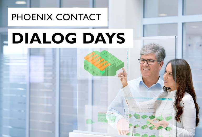 Dialog Days | Apparaatconnectoren