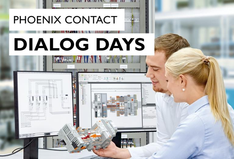 Dialog Days | Schakelkast- en machinebouw